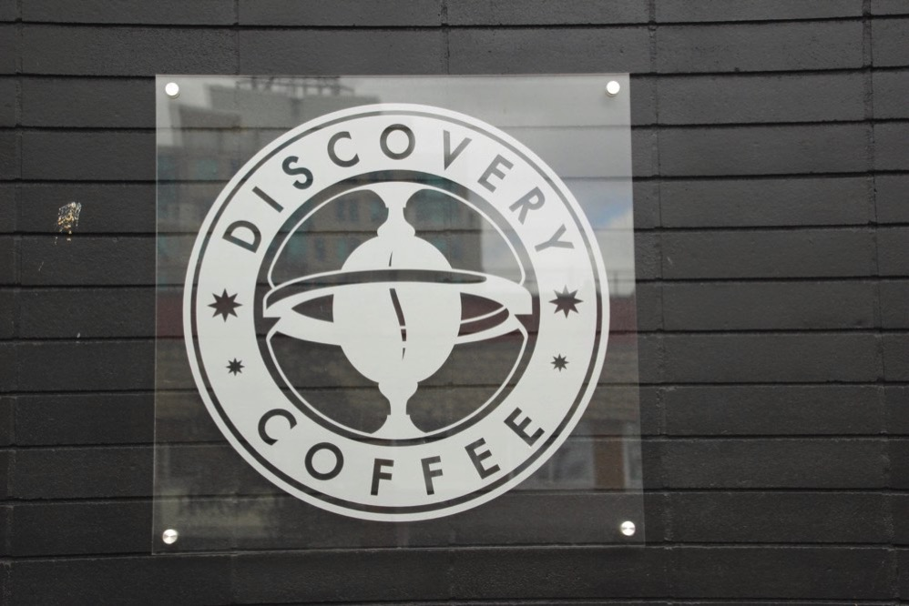 Discovery Coffeeのロゴ