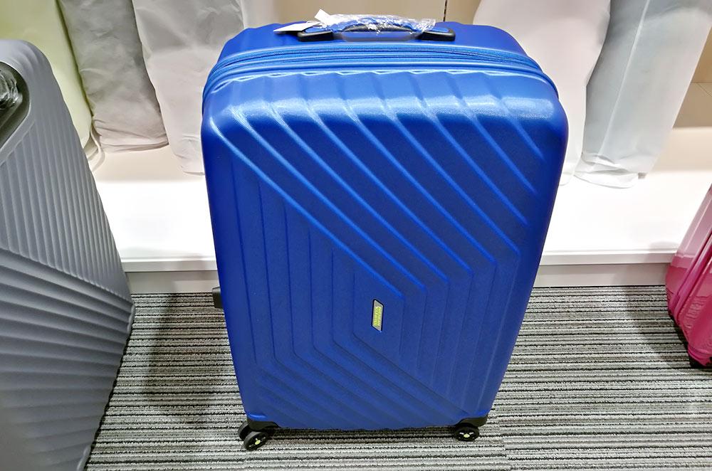 わたしが購入したスーツケース