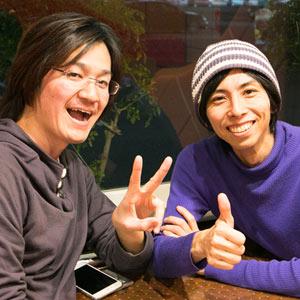 あの人気ブログ「め~んずスタジオ」のアスカさんと会ってきたよっ!