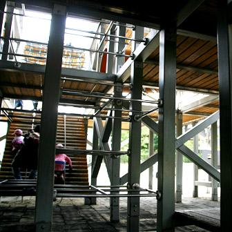 「あすたむらんど徳島」のダンジョン&塔がクオリティー高すぎな件