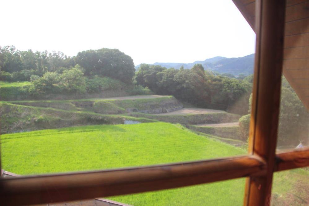 屋根裏部屋からの景色