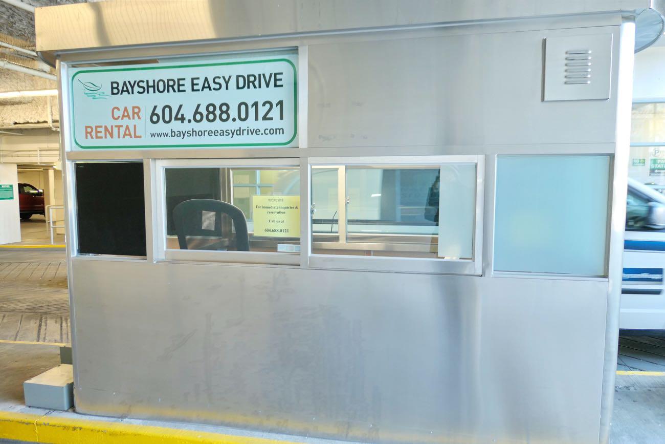 Bayshore Easy Driveのブース