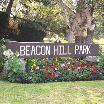 [カナダ]ビーコンヒル・パーク(Beacon Hill Park)はお花と動物がいっぱい! 一日中ブラブラしてきてください