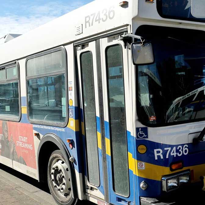 カナダのバスについて。どうやって乗るの?降りるの?