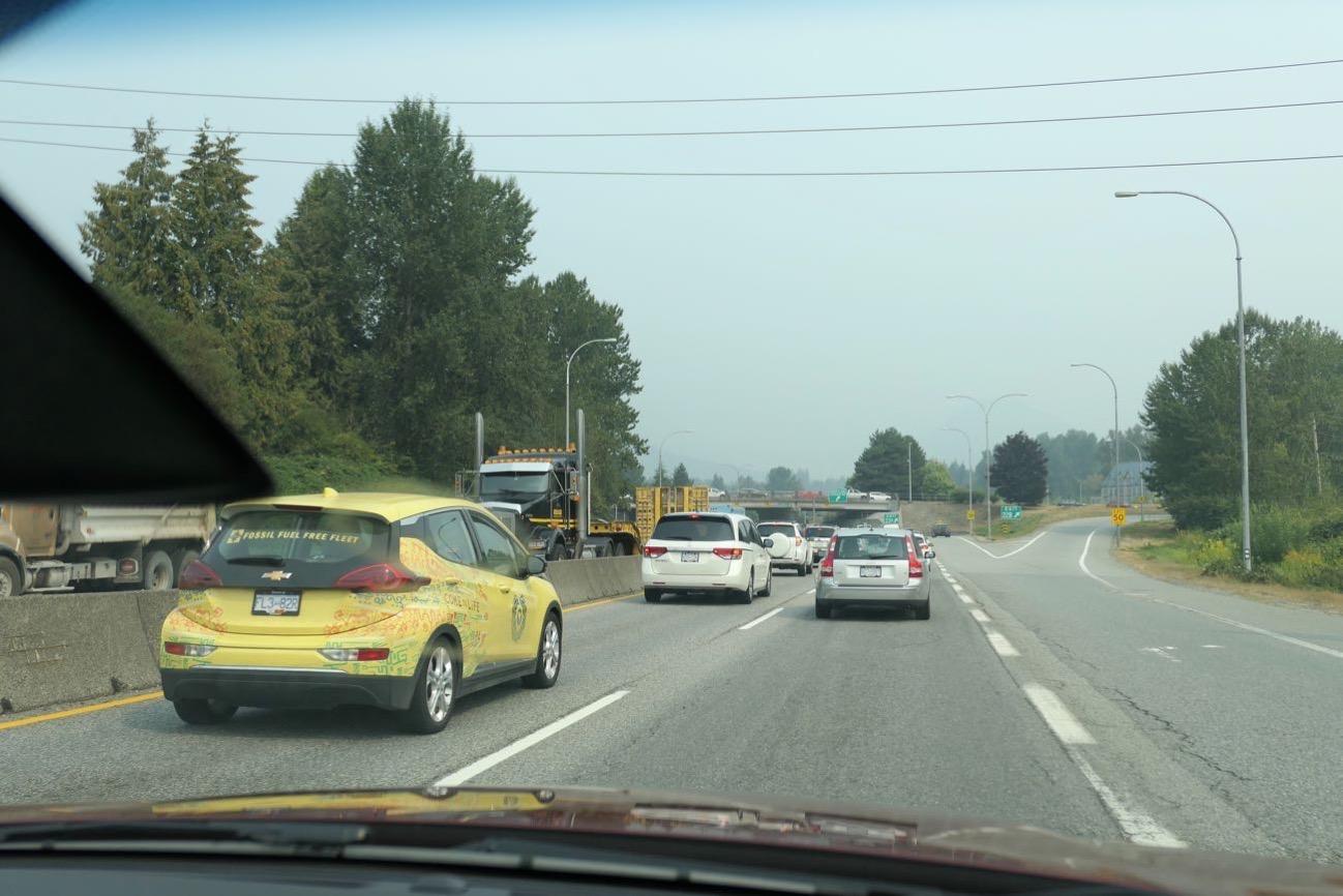 高速道路の出口が分かりづらい