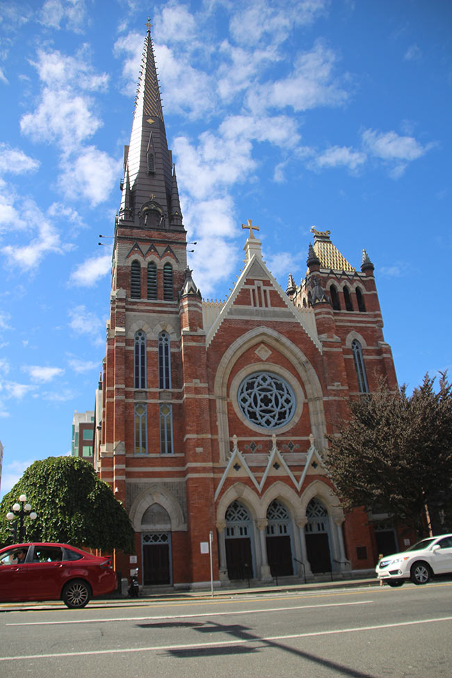 セント・アンドリューズ大聖堂