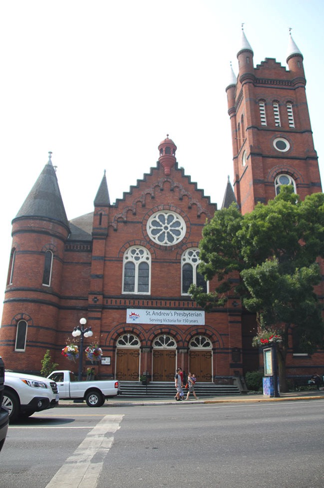 セント・アンドリューズ長老派教会(St. Andrew's Presbyterian Church)