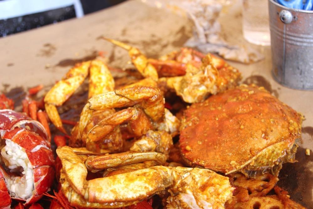 Dungeness Crab(アメリカイチョウガニ)