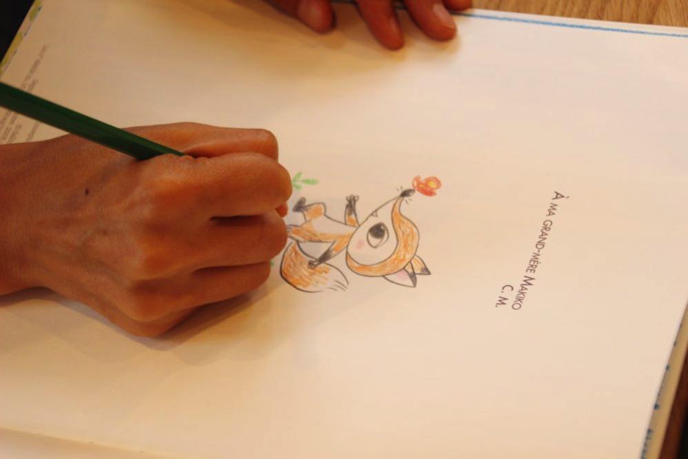 漫画を描いてみたい!