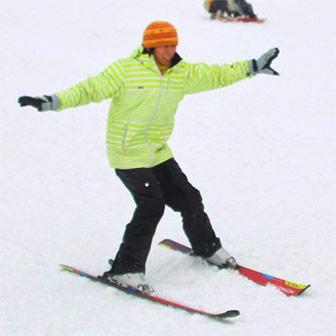 子ども(小学生・幼稚園児)に初めてスキーをやらせてみた感想