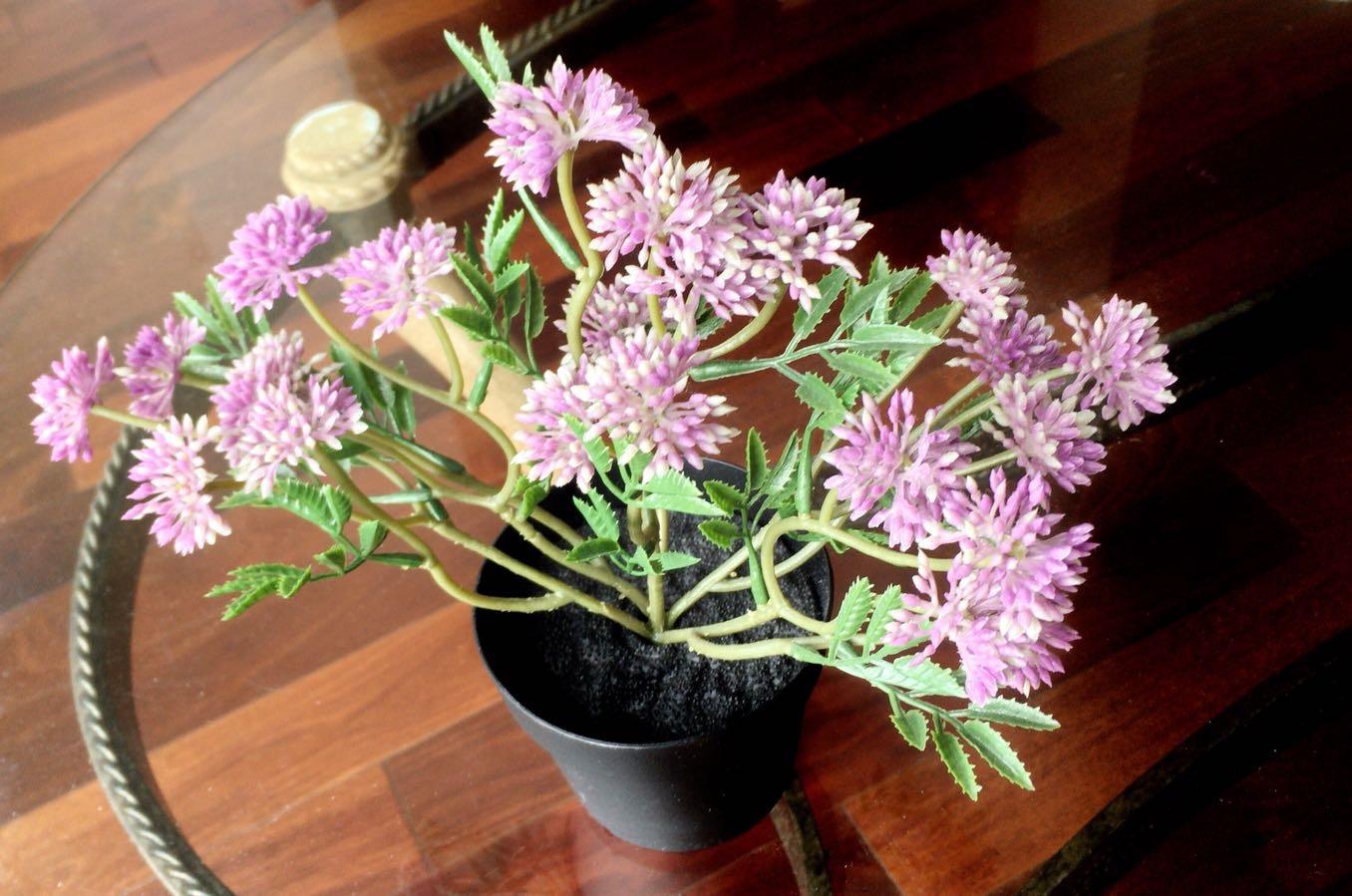 うちにある造花