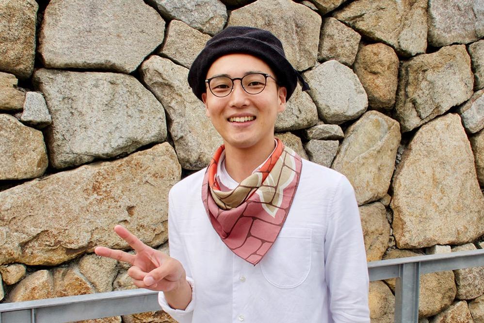 ファッションコーディネーターの生川さん