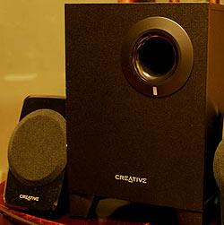 PCスピーカーを2000円台で!? Creative 2.1ch SBS A120が安い+高性能でオススメ!