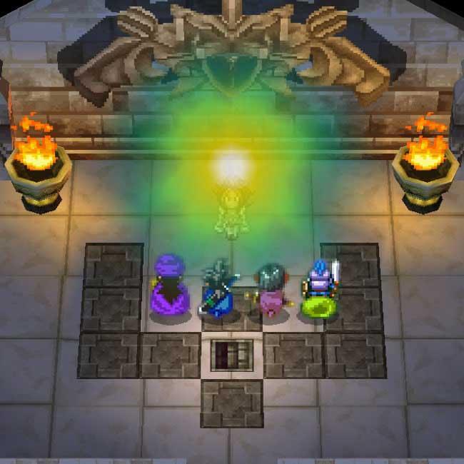スマホ版ドラクエ5日記(34):大神殿でイブールを撃破! そして妻との再会…