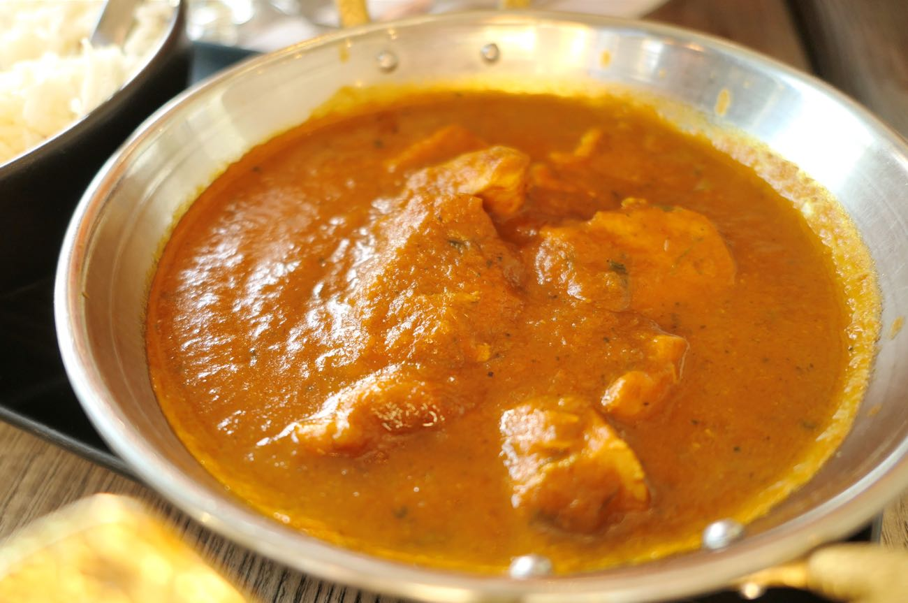 Chicken Curry ($18)