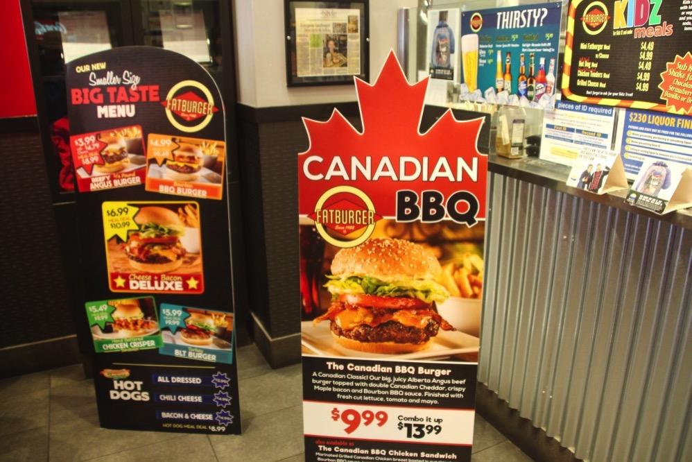 「CANADIAN BBQ」が美味しそう