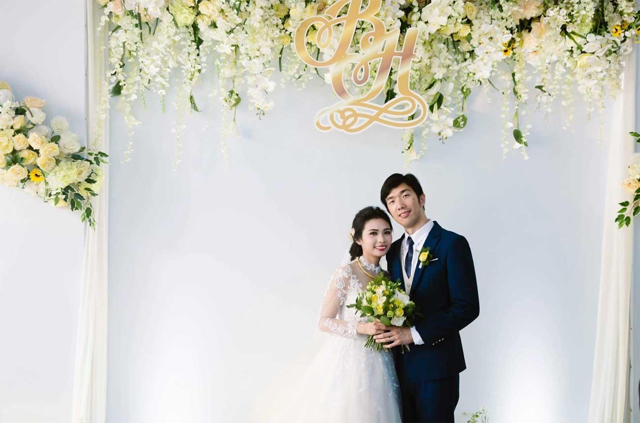 ベトナムで結婚式