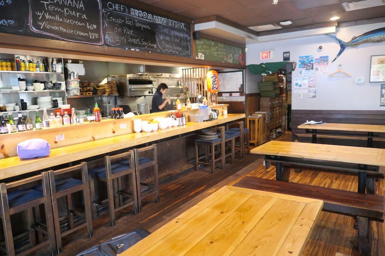 日本食レストランでは働き手が足りない?!