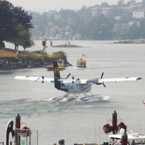水上飛行機 ハーバー・エアー(Harbour Air)って? バンクーバー〜ビクトリア間を飛んだ感想