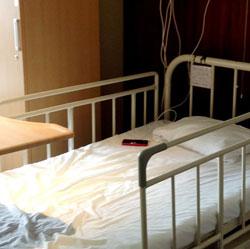 [バセドウ病]アイソトープ治療での入院生活について