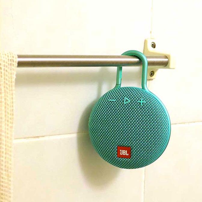Bluetoothスピーカー「JBL CLIP3」は見た目も機能も5000円で大満足