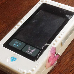 「ジュエルポッド ダイヤモンド」と「プレミアム」の専用SDカードまとめ