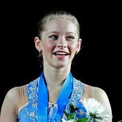 ロシア女子代表のユリア・リプニツカヤの演技が最強すぎな件 #ソチ五輪