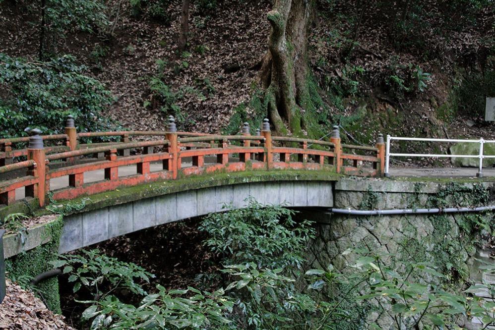 橋があります