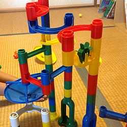 さすがKUMONの玩具!「くみくみスロープ」が最高によく考えられている件