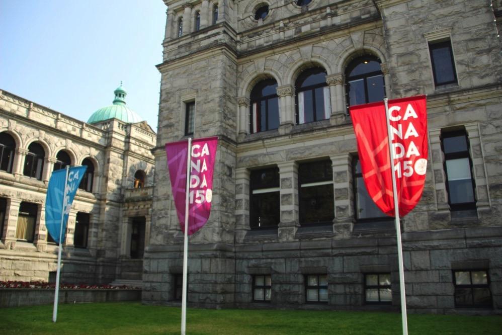2017年はカナダ建国150年という記念すべき年です