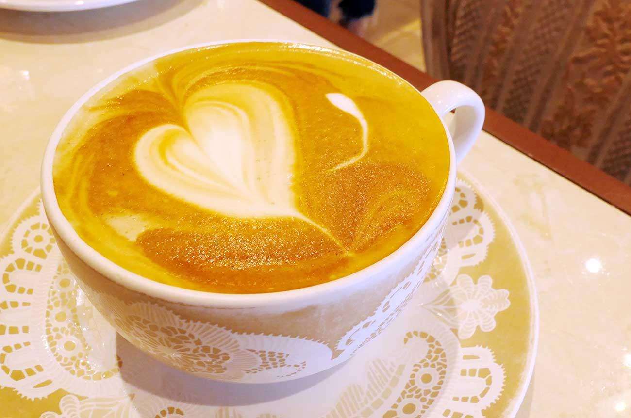 Vanilla Maple Latte(バニラ・メイプル・ラテ)