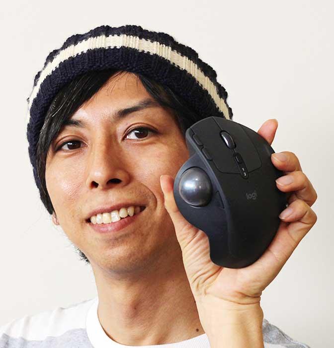 トラックボール「MX-ERGO」は前作マウスを超えたのか? 効率オタクがガチで検証!!