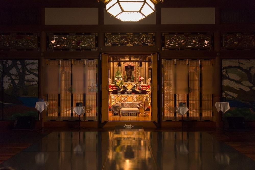 お寺で行われるイベント