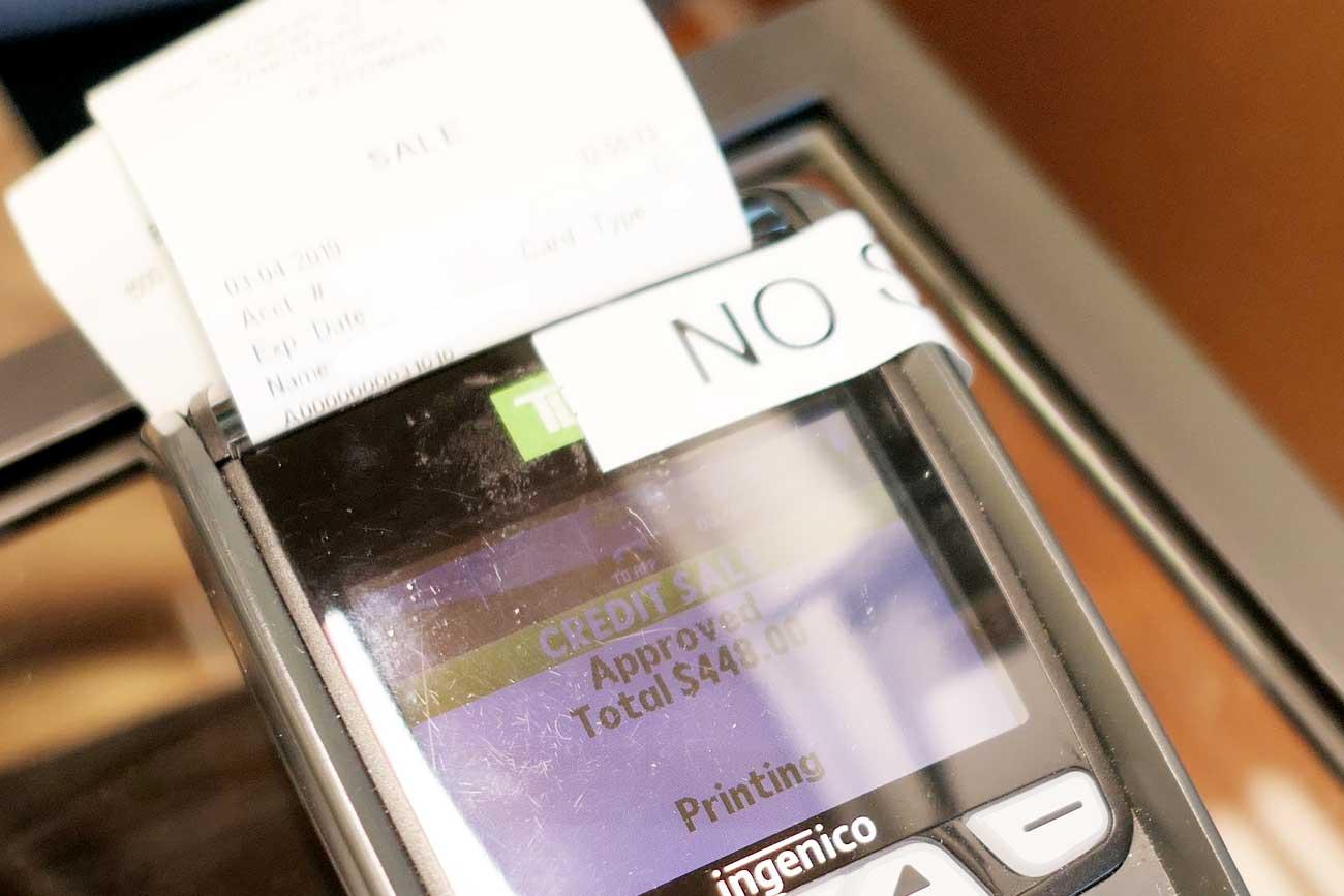 Payment terminal 06