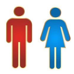 女=赤・男=青? 執拗に男女を区別したら性別役割分業にたどりついたよ