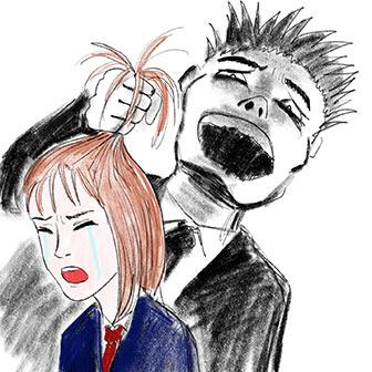 校則の「髪を黒くしろ」は「日本人らしく一重まぶたにしろ」と同じぐらい人種差別な件