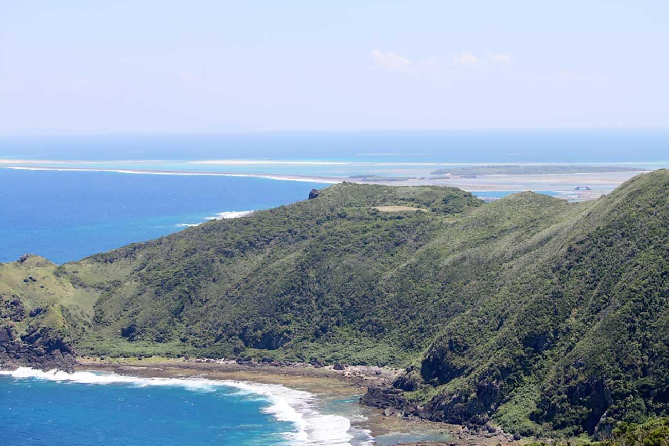 サッシさんは沖縄に住んでいた