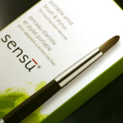 iPadに「筆」でお絵描きできるっ!「Sensu Brush(センスブラシ)」買いました。