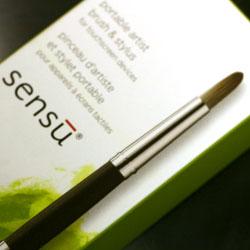 iPadに「筆」でお絵描きできるっ!「Sensu Brush(センスブラシ)」買いました。 | yossense