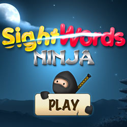 [アプリ]基本英単語はゲームで覚える! Sight Words NINJA