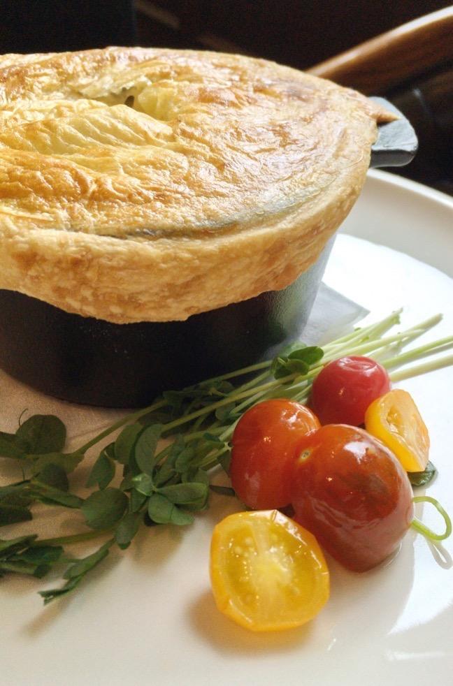 Sylvia's Pot Pie(シルビアズ・ポット・パイ)