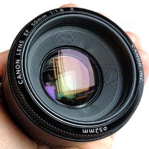 Canonの単焦点レンズがオススメすぎる! 背景を簡単にボカせて安いEF50mm F1.8