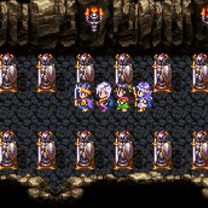 スマホ版ドラクエ日記(16): 地上最大の難関「ネクロゴンドの洞窟」を抜けシルバーオーブGET!