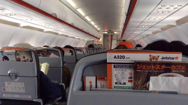 飛行機で久々に東京へ