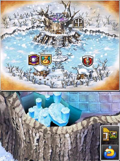 町中の地図が見られる