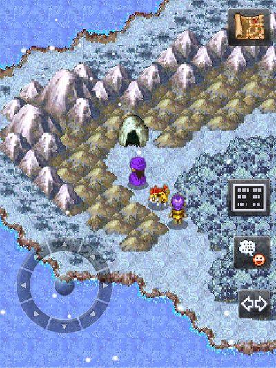 ドワーフの洞窟
