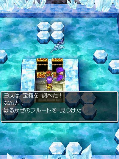 雪の女王をなんとか倒した。