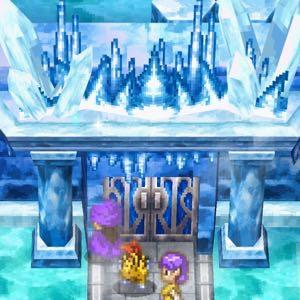 スマホ版ドラクエ5日記(06): 氷の館で「雪の女王」を倒して「春風のフルート」を取ったよ