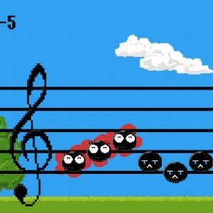 子どもを絶対音感にするっ!ゲームとしても楽しい「TAPNOTE」がマジでオススメ!