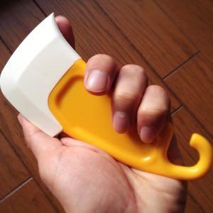 [家事]鍋をこそぐヘラの「スクレイパー」持ってます? とりあえず買っとき!